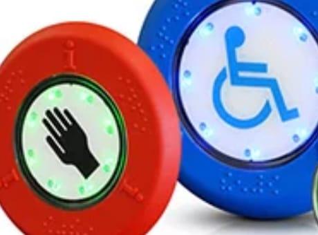 Capacitive Buttons Sensors