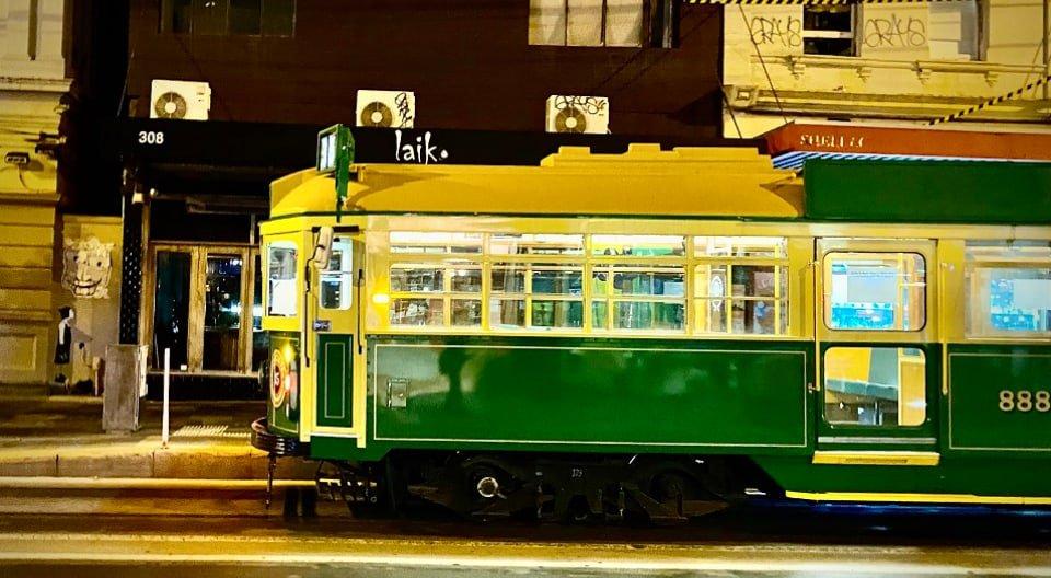 W8 Tram