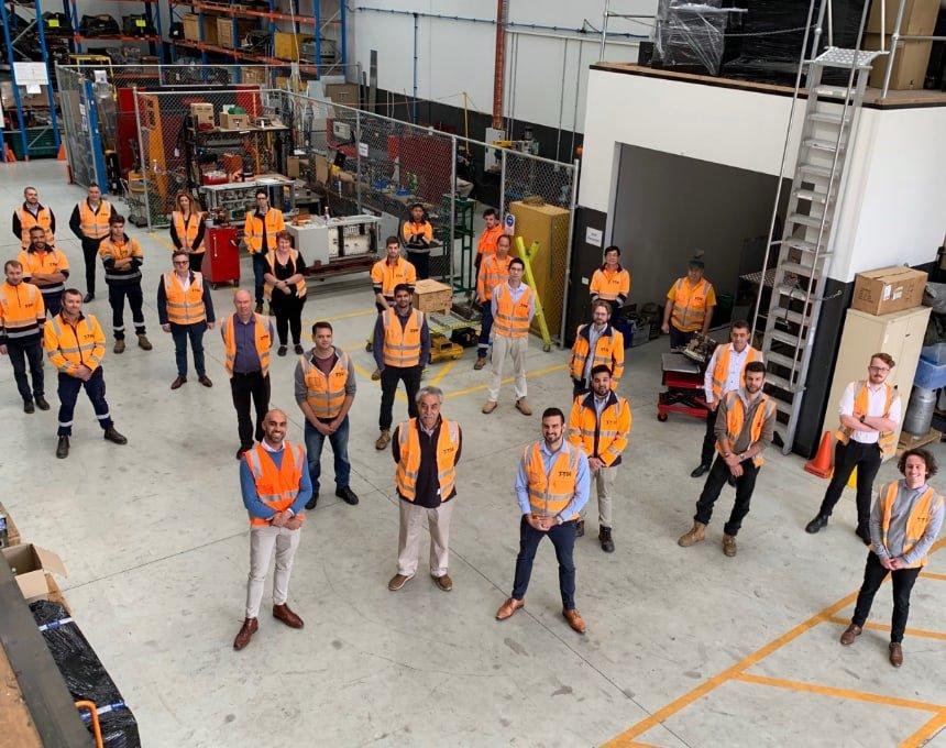 TTM Rail Team